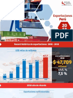 Promperu - Cifras2018 Ministro E Vasquez