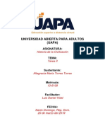 Tarea II de Historia de la civilizacion.docx