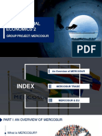 MERCOSUR Overview