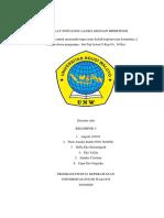 Roleplay Posyandu Lansia Dengan Hipertensi ( Tulis Peran Dan Nama)