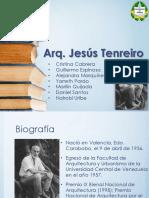 Arq Jesus Tenreiro