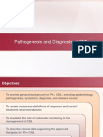 Pathogenesis and Diagnosis of CML