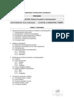 Programa Sistema Circulatorio y Hematopoyético 19-3