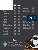 Doc Coffee Shop Menu 1510702357