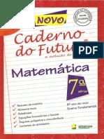 Caderno do Futuro Matematica 8° ano.pdf