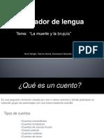 Lengua Integrador
