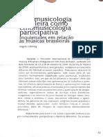 Lühning - Etnomusicologia Brasileira - participativa