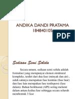 Andika Dandi Pratama Ppt2