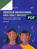 VACS Reporte Encuesta El Salvador 14 MAYO