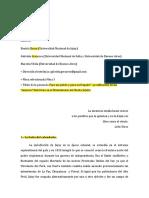 """Para Un Pulido y Para Un Fregado"""". La Utilización de Las """"Mujeres"""" Históricas en El Bicentenario Del Exodo Jujeño(1)"""