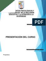 FUNDAMENTOS PSICOLÓGICOS Y PEDAGÓGICOS  DE LA INCLUSIÓN EDUCATIVA - copia (2).ppt