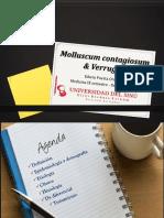 Molluscum Contagiosum & Verrugas