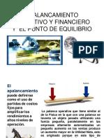 293200848 8 Apalancamiento Operativo y Financiero PDF