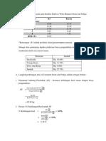 Nilai AE Ulat Grayak pada Kedelai Kultivar Wilis Menurut Stone dan Pedigo.docx