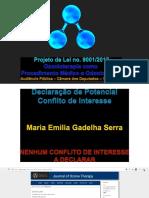 1- PDF - AUDIÊNCIA PÚBLICA CÂMARA DOS DEPUTADOS - 14 AGOSTO 2018 - DRA. MARIA EMILIA GADELHA SERRA.pdf