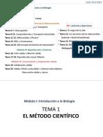 T1 Método Cientifico CCEE 15_16