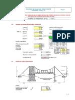 Diseño Trasbase L=50.00ml.