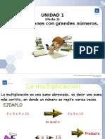 Unidad 1 Multiplicaciones y divisiones.ppt