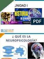 Historia de la neuro psicología