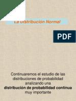 DISTRIBUCION NORMAL para clase.ppt