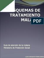 PowerPoint 97-2003 ESQUEMAS DE TRATAMIENTO MALARIA.ppt