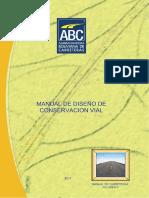 Conservacion VIal Caratula - Indice 2011