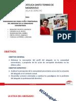 Deontología USAT