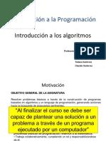 Unidad 2 Introducción a Los Algoritmos (1)