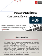 Poster Academico