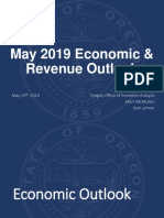 May 2019 Economic & Revenue Outlook