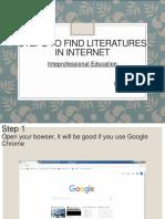 Steps to Find Literatures in Internet 1.pptx
