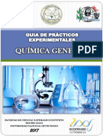 Química General Guía de Laboratorio