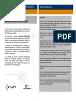 Manual ADAPT Espanhol