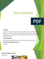 Mina Orcopampa