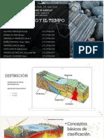 Metamorfismo y El Tiempo Geologico