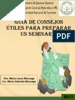 Guía de Seminario Quimica General