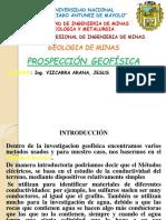 PROSPECCIÓN GEOFISICA - MÉTODO ELÉCTRICO.pptx