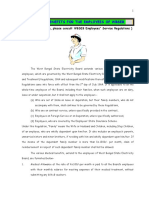 Medical Benefits for the Employees