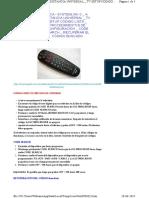 Manual Control Remoto Systemlink3