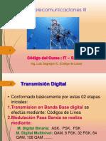 Curso Telecom III - 2019 Codigos_Linea