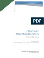 Telecomunicaciones U Cuenca