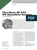 Dokumen.tips the New m 272 v6 Gasoline Engine of Mercedes Benz
