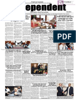 Daily Independent Quetta - 16 May 2019