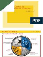 Toolkit_ Limpeza de Equipamentos e Utensílios. Revisão1. 08_2014
