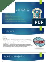PPT (Patentes y el ADPIC).pptx