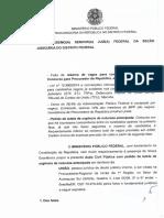 Acao Civil Publica 29 CONCURSO MPF