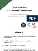 Peran Vitamin D untuk Mencegah Keradangan pada Penyakit.pptx