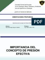 Ing. en Geología Carlomagno Aguas