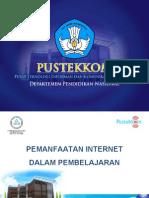 Pemanfaatan Internet Dlm Pembelajaran - [revisi]