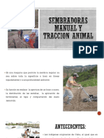 TIPOS DE SEMBRADORAS MANUALES